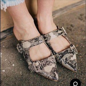 """Mi.iM """"Hannah Mule Shoe"""